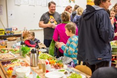 Zahradní slavnost pro rodiče | říjen 2019
